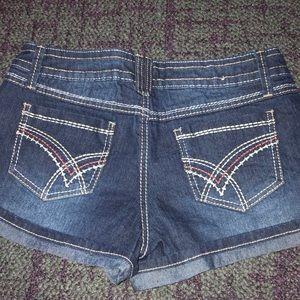 Jean shorts 5